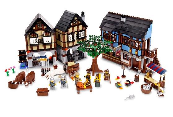 Lego le serie pi ricercate di costruzioni lego per - Progetti e costruzioni porte ...