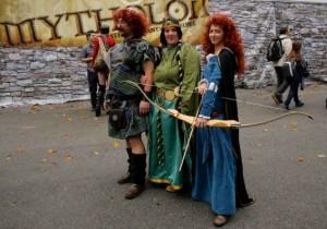 eventi cosplay italia Lucca