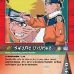 Naruto tcg carta ninja