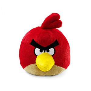 angry birds peluche negozio milano