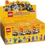 box Lego minifigures serie 10