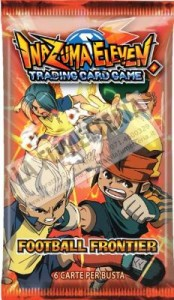 card list inazuma eleven