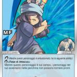 carte collezionabili Inazuma Alexander Brave - riserva