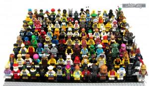 foto minifigures di gruppo