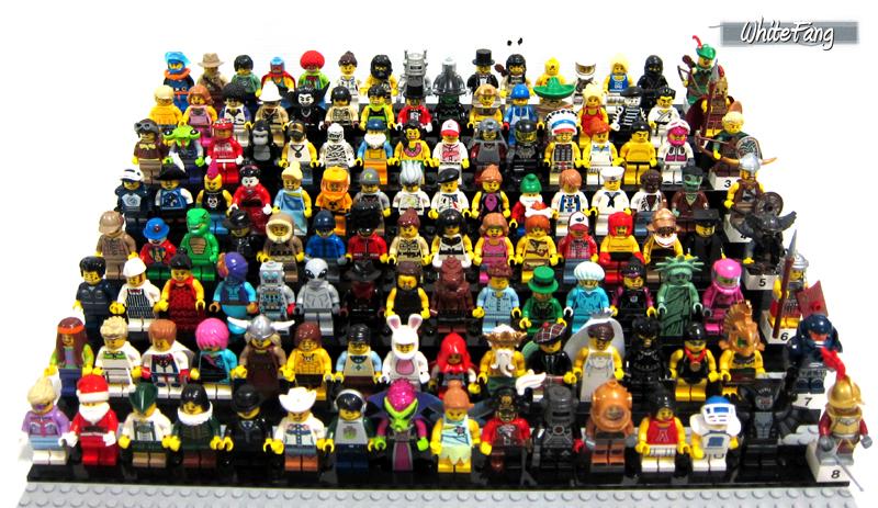Lego minifigures blog di pianeta hobby - Lego inazuma eleven ...