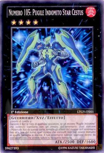 Yugioh Zexal Number C105 Carte numero Archives ...