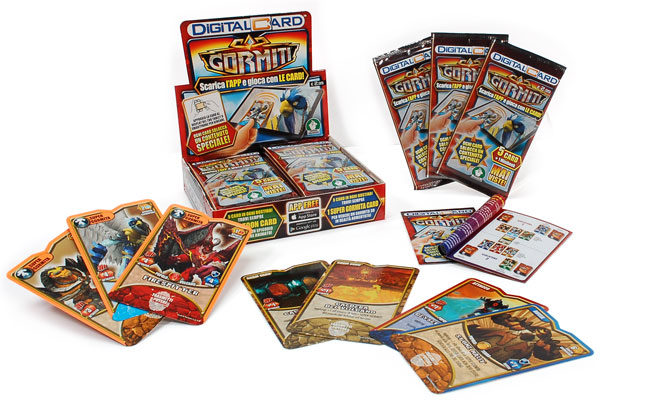 Gormiti digital card, Gormiti digital cards,: www.pianetahobby.it/blog/tag/gormiti-digital-cards