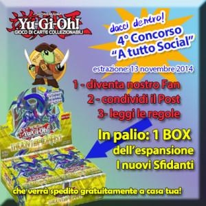 concorso a tutto social novembre 2014