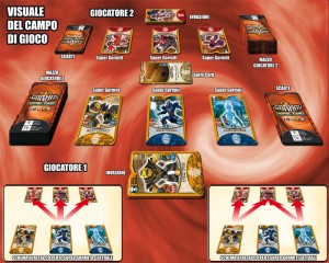 giochi gormiti digital cards