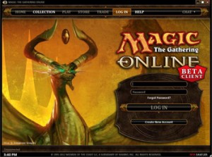 Magic The Gathering Online  - MtGO - Magic Online