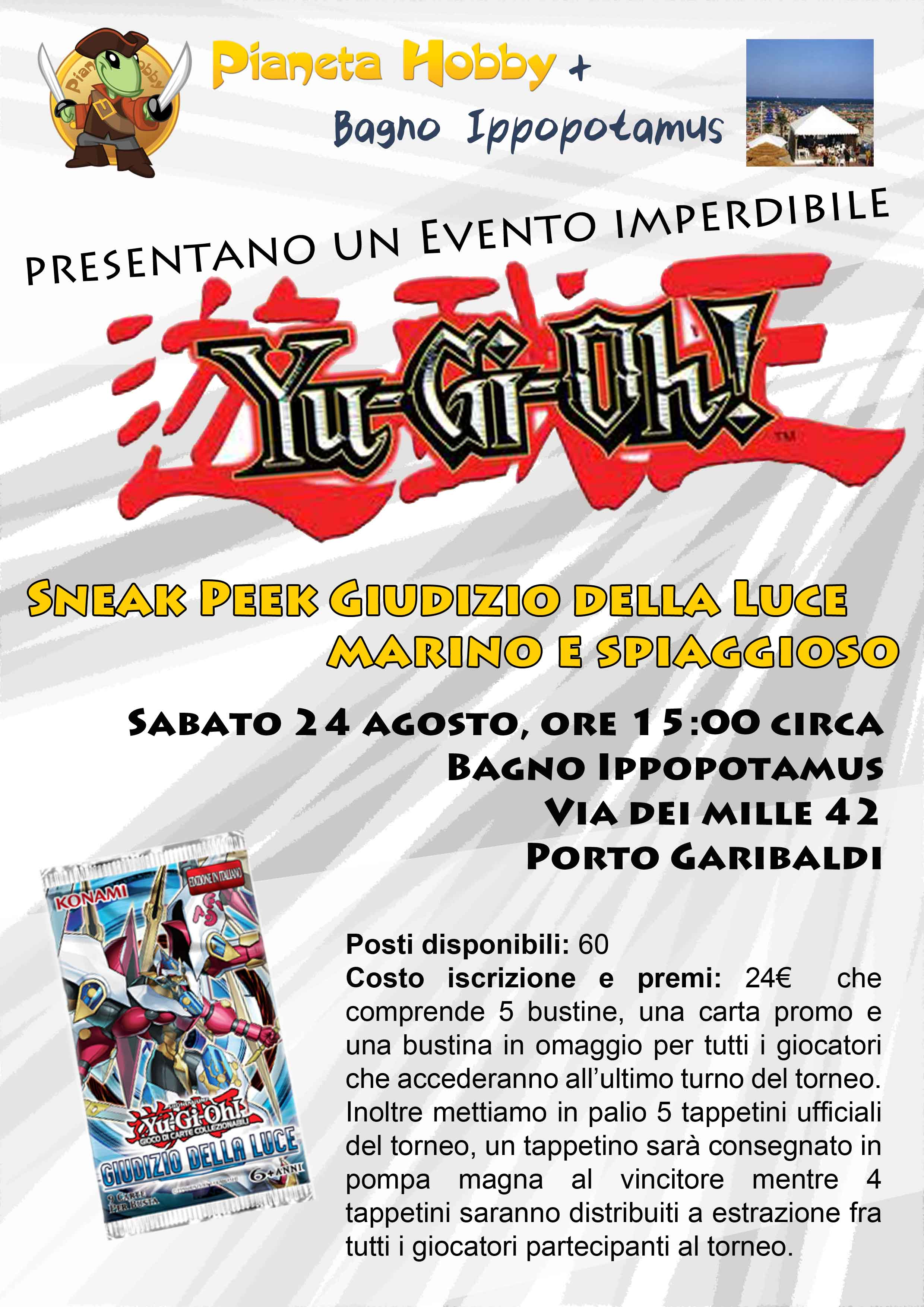 evento torneo sneak peek yugioh a mare