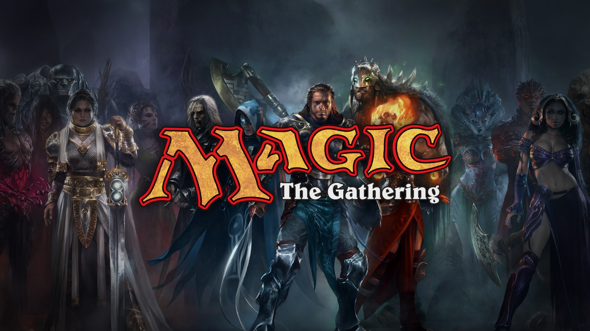 magic the gathering banner