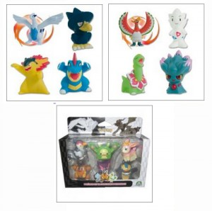 miniature collezionabili pokemon