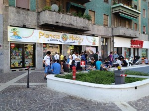 Sneak Peek spettri dell'ombra Milano