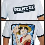 magliette collezione One Piece