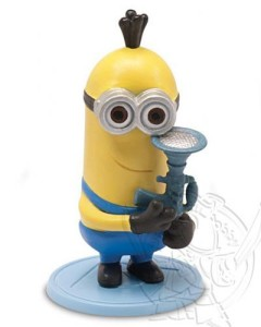 Action Figures Cattivissimo Me minion tim