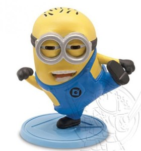 Action Figures Cattivissimo Me minion tom