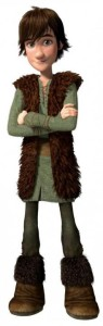Hiccup-Haddock personaggi dragon trainer