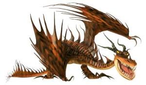 Incubo Orrendo draghi dragon trainer