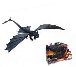 action figures dragon trainer furia buia grande