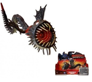 action figures dragon trainer sussurro mortale