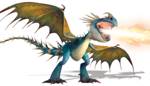 draghi dragon trainer uncinato mortale