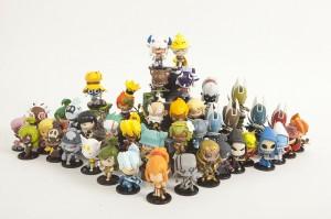 krosmaster arena miniature collezionisti action figures