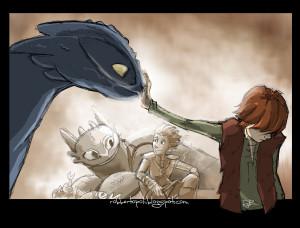 la morale della favola dragon trainer