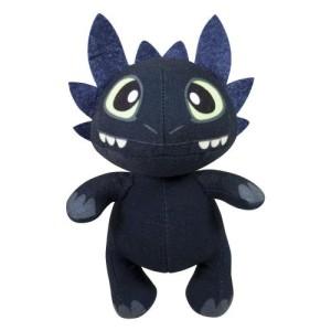 peluche dragon trainer sdentato furia buia