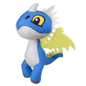 peluche dragon trainer uncinato mortale