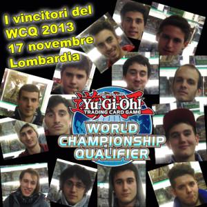 risultati WCQ regional qualifier 2013 lombardia