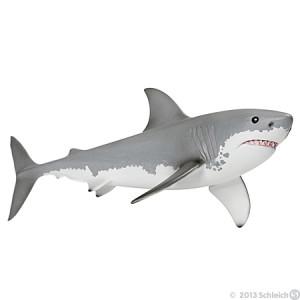 animali marini schleich squalo