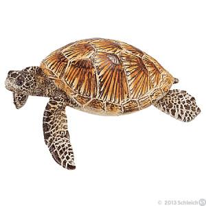 animali marini schleich tartaruga