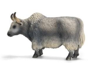 animali selvatici schleich yak