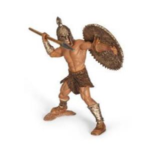 eroi schleich spartano