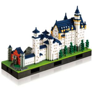 nanoblock acquistare nanoblock luoghi e strutture del mondo castello