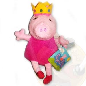 Peppa Pig - Peppa Fatina dei Denti peluche