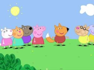 Peppa Pig personaggi altri amici