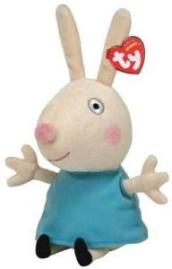 peluche Peppa Pig - Rebecca il coniglio