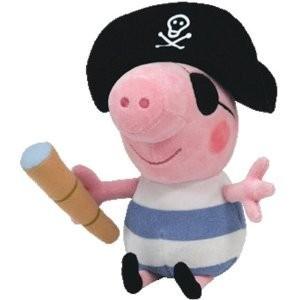 peluche george pirata peppa pig