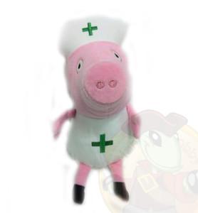 peppa pig infermiera