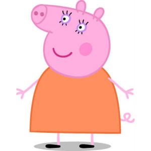 peppa pig mamma pig