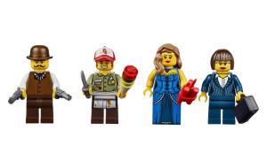 cosa sono le lego minifigures - tutte le serie lego minifigures