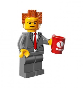 personaggi lego movie president business Lego minifigure