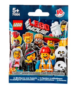 vendita on line lego minifigures del film Lego movie
