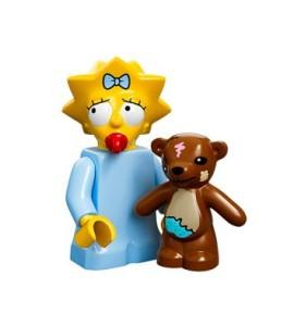 lego minifigures maggie simpson