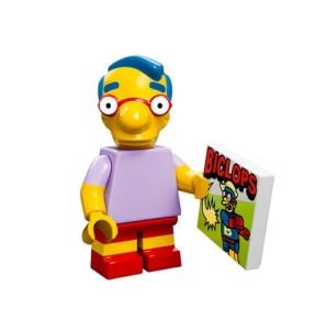lego minifigures simpson Milhouse Van Houten