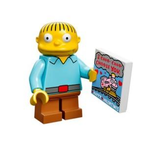 lego minifigures simpson Ralph Wiggun