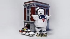lego cusoo ghostbuster