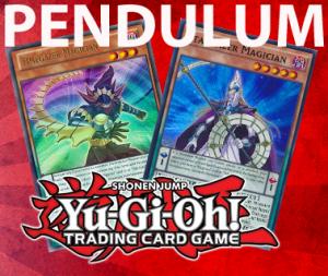 Carte mostri pendulum intro